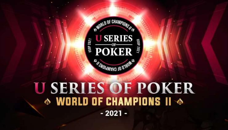 UPoker U Series of Poker World of Champions 2